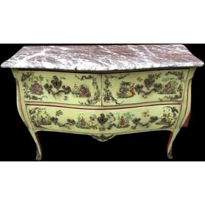 Commode Arte Povera Italie époque XVIIIème