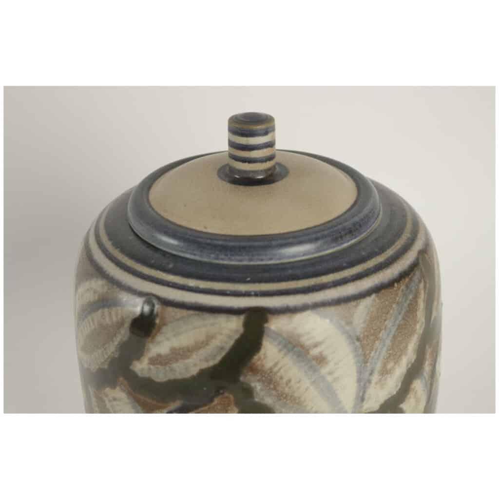 Boite en céramique de Sèvres art déco 4