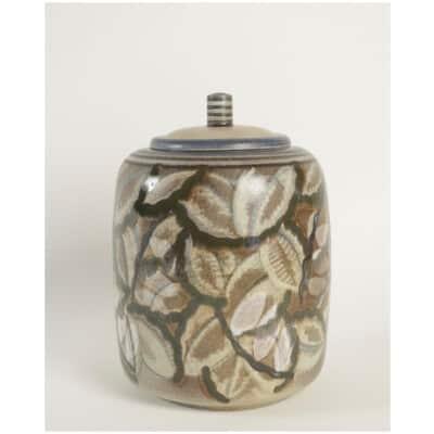 Sèvres art deco ceramic box