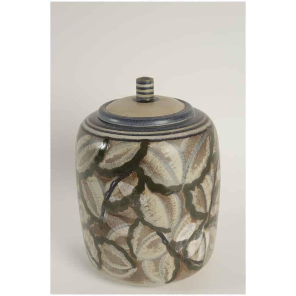 Boite en céramique de Sèvres art déco 7