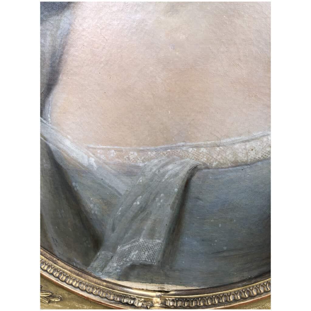 Armand-jean Pallière (1784-1862) – Portrait De Femme 9