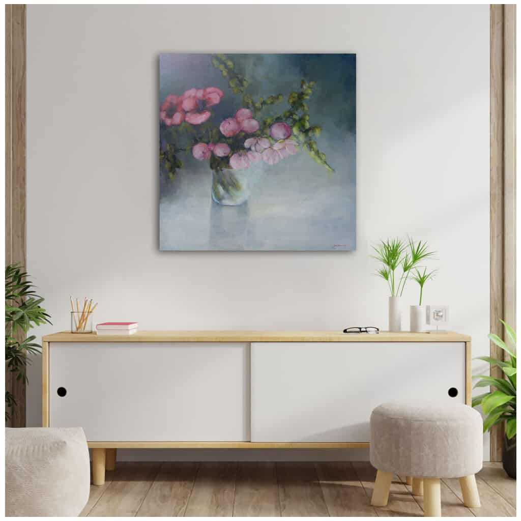 The Orchid oil on canvas