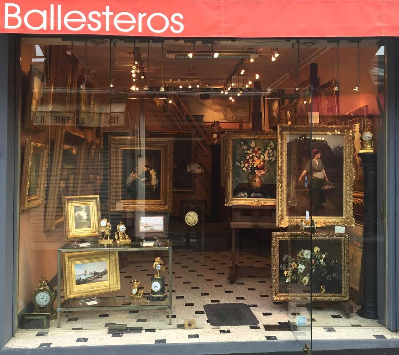 Galerie Ballesteros
