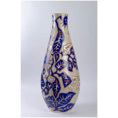 Grand vase en céramique par Jean Lurçat (1892 – 1966)