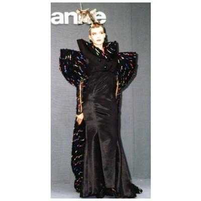 Robe Paco Rabanne Haute Couture