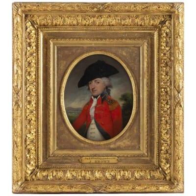 John Brown (1752 – 1787) : Portrait de Sir Edwards.