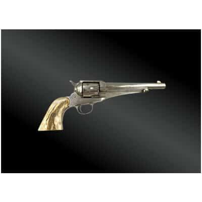 Revolver REMINGTON modèle 1875 Single Army. États-Unis, XIXème
