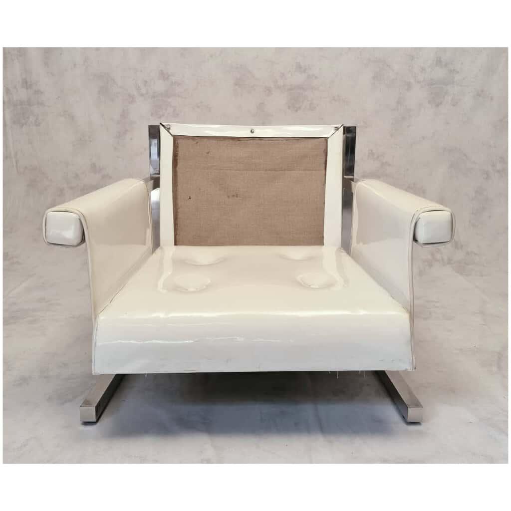Paire fauteuils suspendus