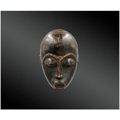 MASQUE Baoulé – Culture Baoulé, Côte d'Ivoire – Première moitié du XXème siècle – Bois