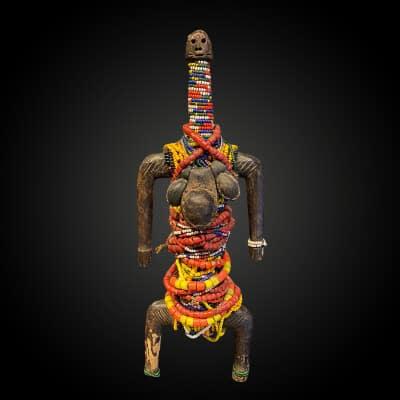 POUPÉE de FÉCONDITÉ Culture Namji Dowajo, Cameroun Fin du XIXème – début du XXème siècle