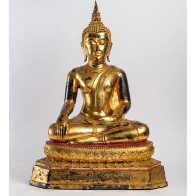 Bouddha en bronze. 3